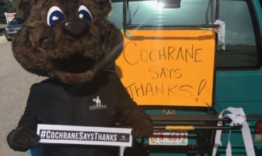 #CochraneSaysThanks to our seniors!