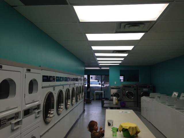 The Lost Sock Laundromat