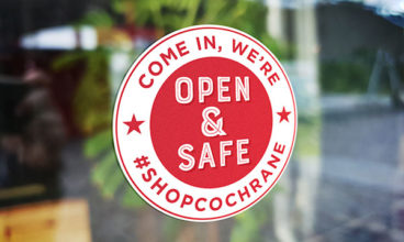 Task Force launches local shop safe campaign